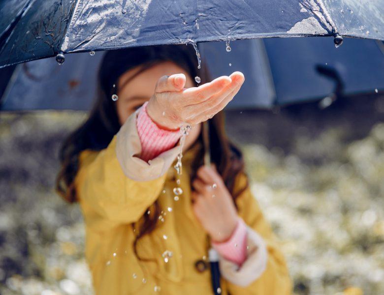 Regenwater in de grond opvangen